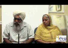 Onkar Singh and Singhni